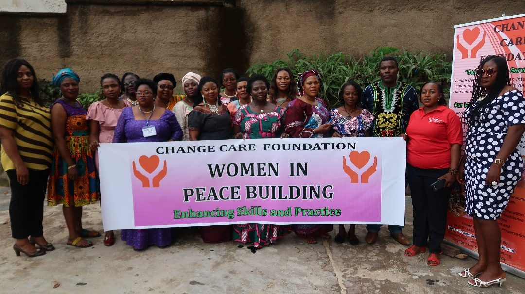 Women and Peace building in Cameroon