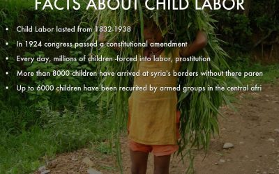 Child Labor during conflict