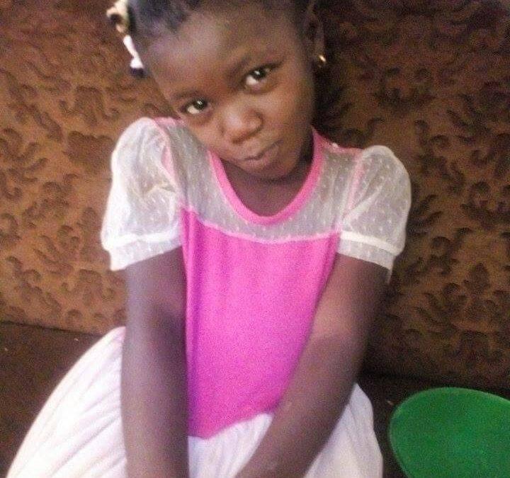 Empower a girl child