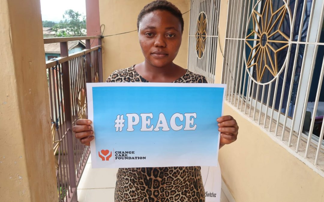 How can we maintain peace in our society?
