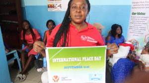 world peace day cameroon
